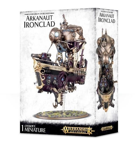 AOS: Arkanaut Ironclad