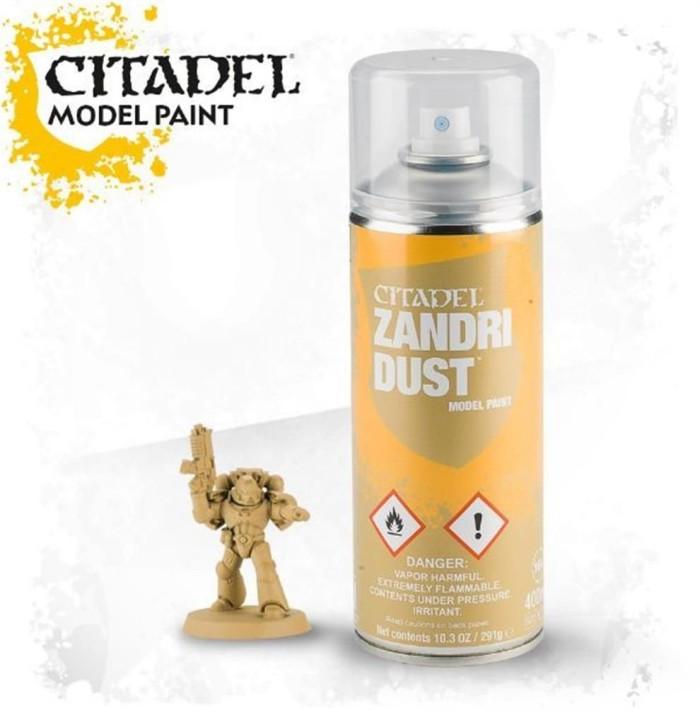 CITADEL: Zandri Dust Spray