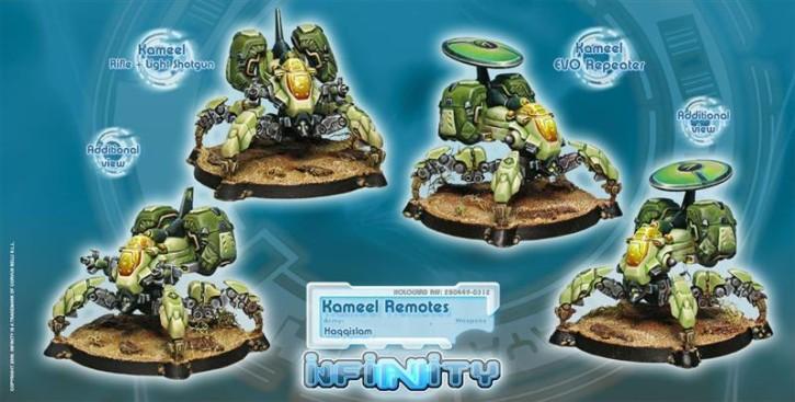 Infinity: Kameel Remote Box