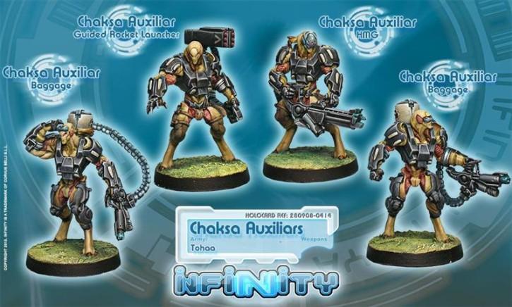 INFINITY: Chaksa Auxiliars