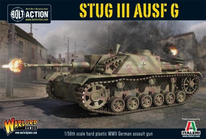 BOLT ACTION: StuG III Ausf. G