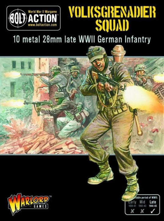 BOLT ACTION: Volksgrenadiers