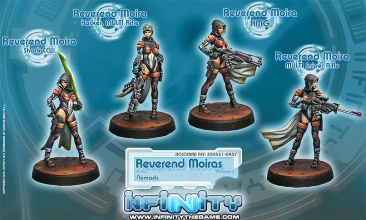 INFINITY: Reverend Moiras
