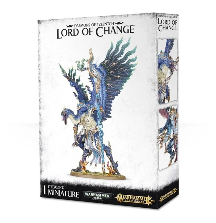AOS: Lord of Change