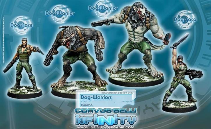 INFINITY: Dog-Warriors