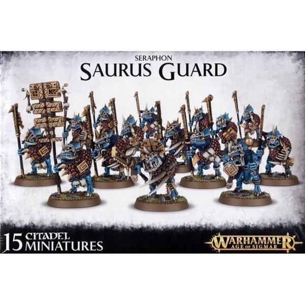 AOS: Saurus Guard