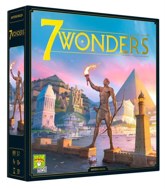7 Wonders - DE