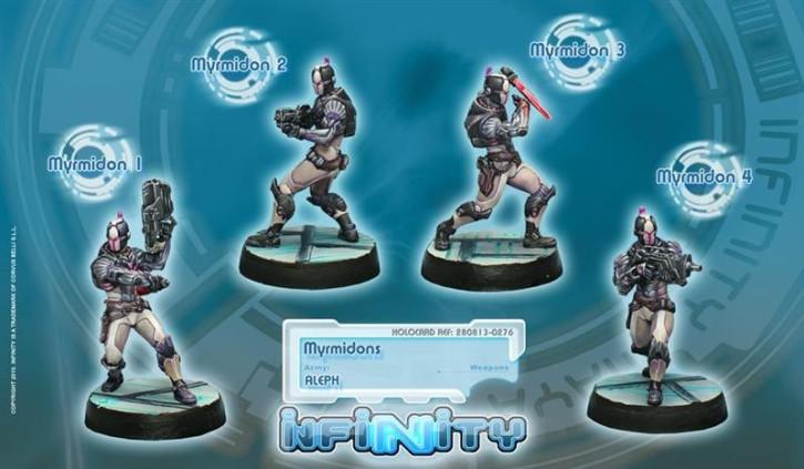 INFINITY: Myrmidons
