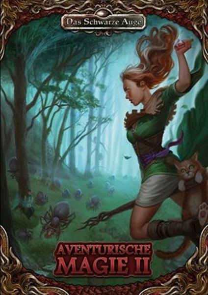 DSA: Aventurische Magie 2 (Hardcover) - DE