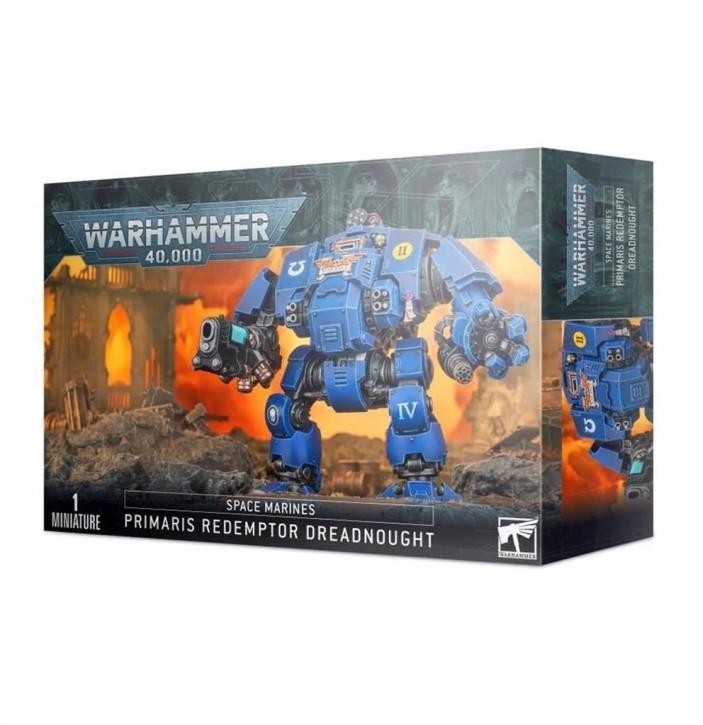 W40K: Primaris Redemptor Dreadnought