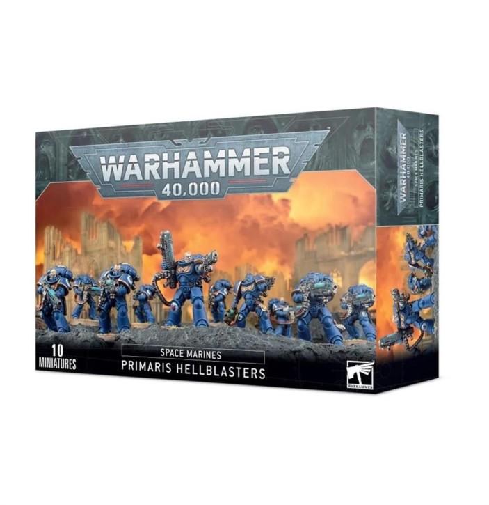 W40K: Primaris Hellblasters