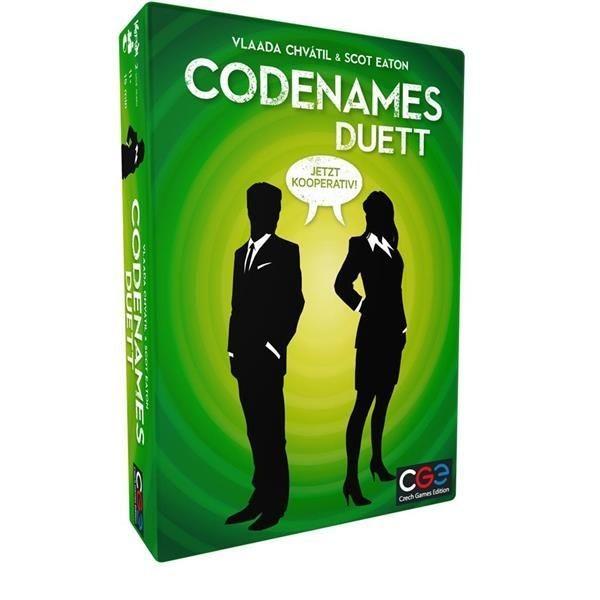 Codenames: Duett - DE
