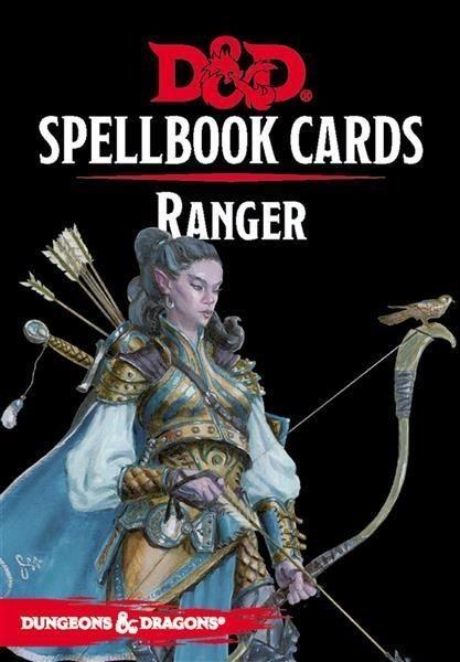 D&D: Spellcards - Ranger - EN