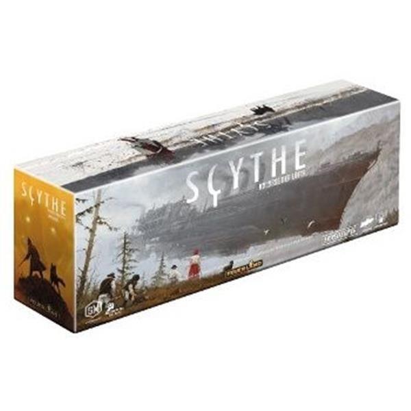 Scythe: Kolosse der Lüfte - DE