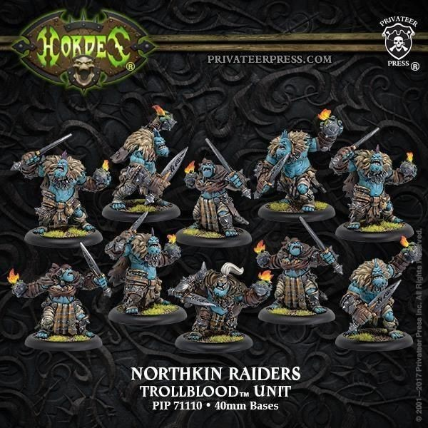 HORDES: Northkin Raiders