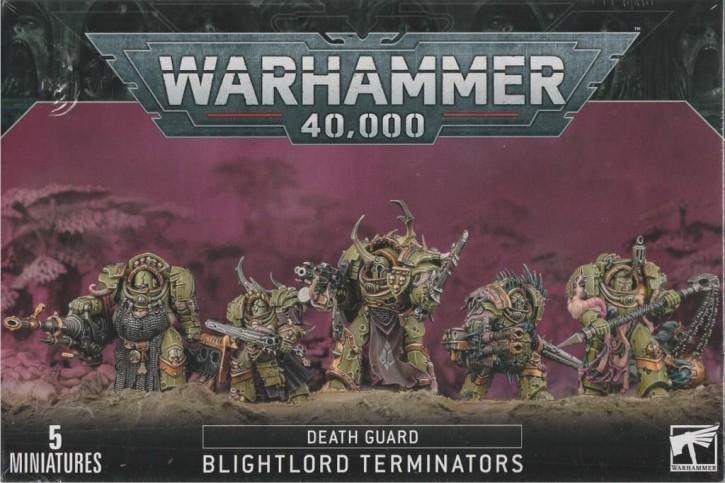 W40K: Blightlord Terminators