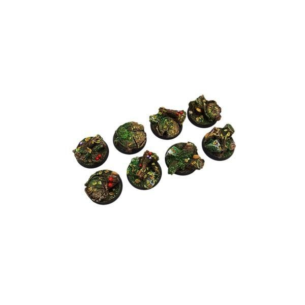 FOREST BASES: Round 32mm (4)