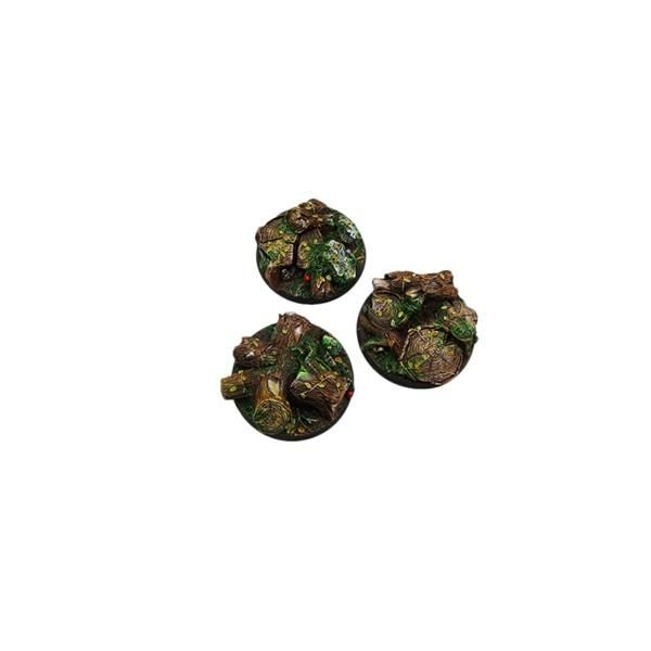 FOREST BASES: Round 50mm (2)