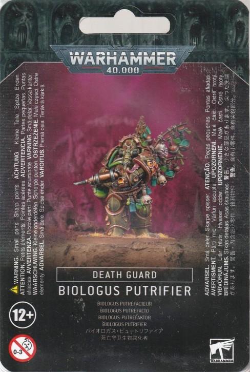 W40K: Biologus Putrifier