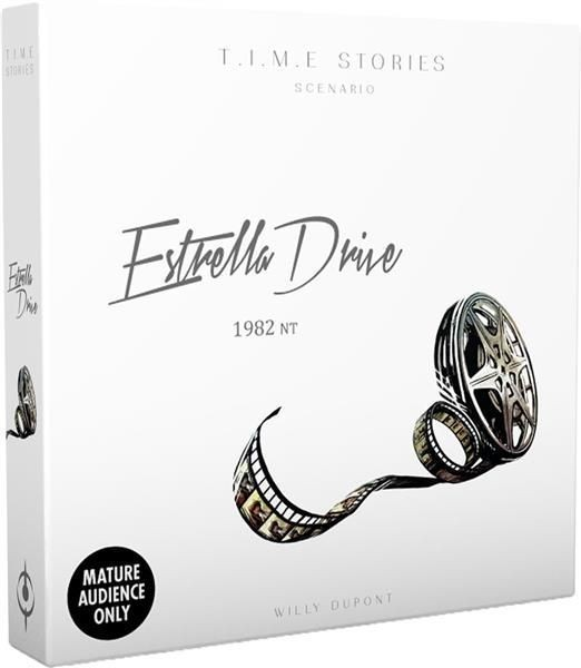 TIME STORIES: Estrella Drive - DE