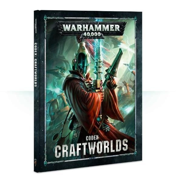 W40K: Codex: Craftworld (HB) - DE