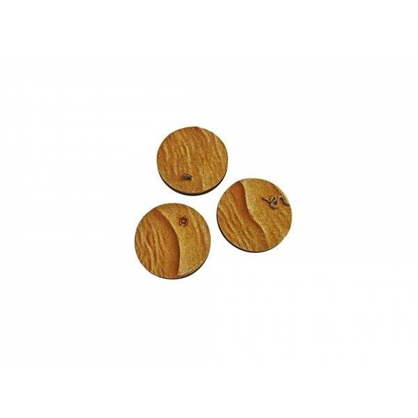 DESERT BASES: Round 50mm (2)