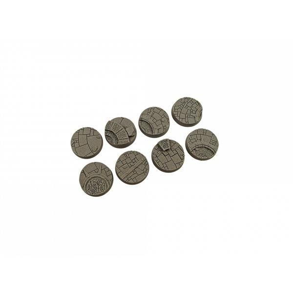 ARCANE BASES: Round 32mm (4)
