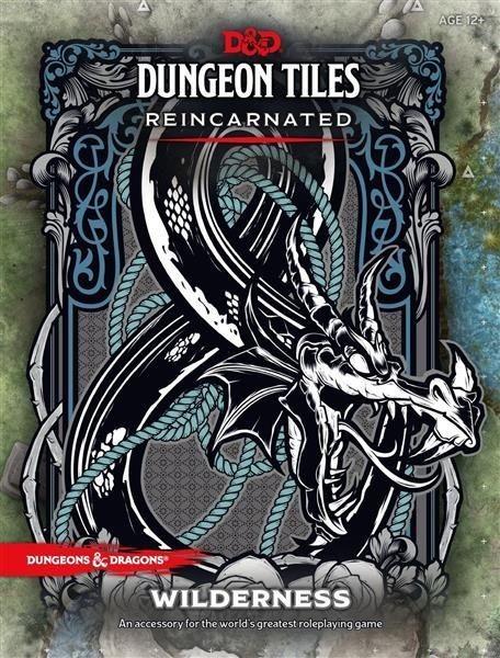 D&D RPG: Dungeon Tiles Reincarnated Wilderness