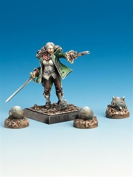 FREEBOOTERS FATE: Ironball