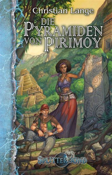 SPLITTERMOND: Band 2 Die Pyramiden von Pirimoy - DE