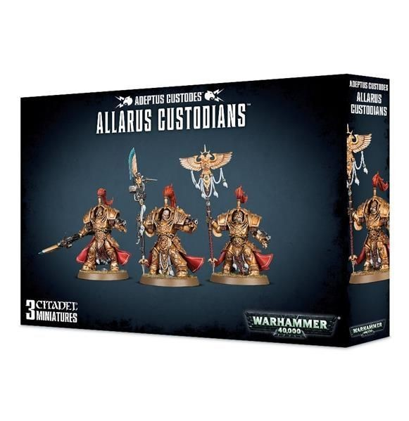 W40K: Allarus Custodians