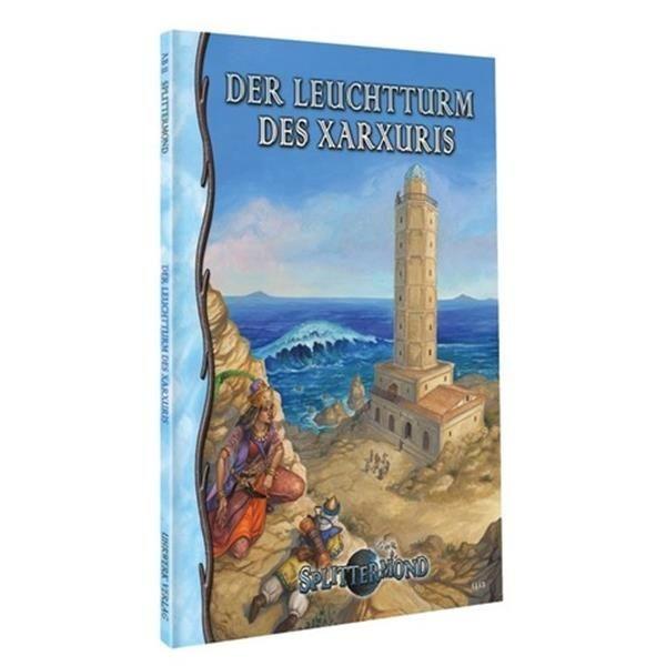SPLITTERMOND: Der Leuchtturm des Xarxuris - DE