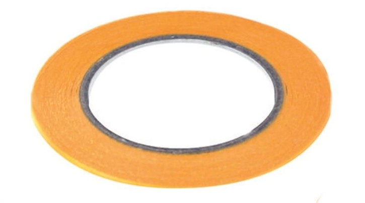 VALLEJO: Precision Masking Tape 1mmx18m - Twin Pack