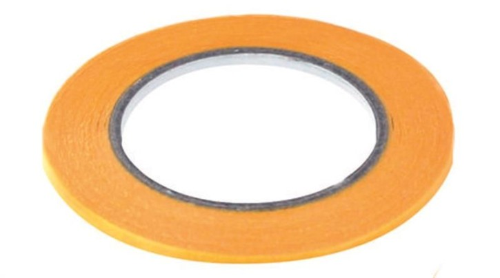 VALLEJO: Precision Masking Tape 2mmx18m - Twin Pack