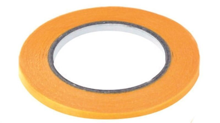 VALLEJO: Precision Masking Tape 3mmx18m - Twin Pack