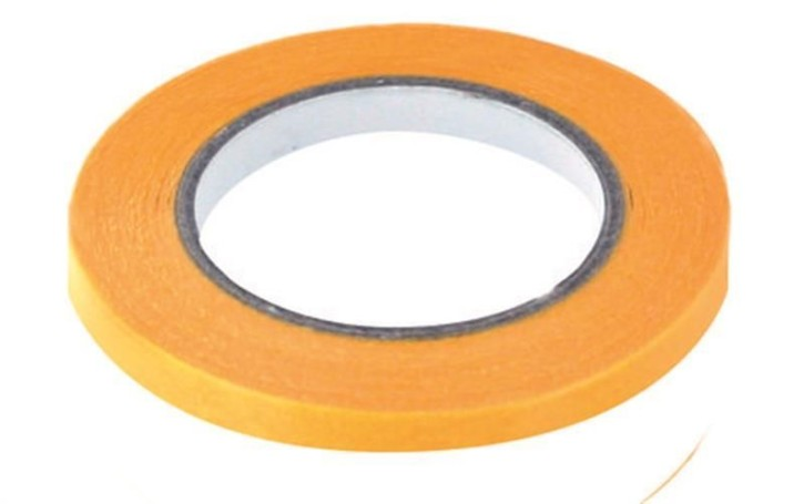 VALLEJO: Precision Masking Tape 6mmx18m - Twin Pack