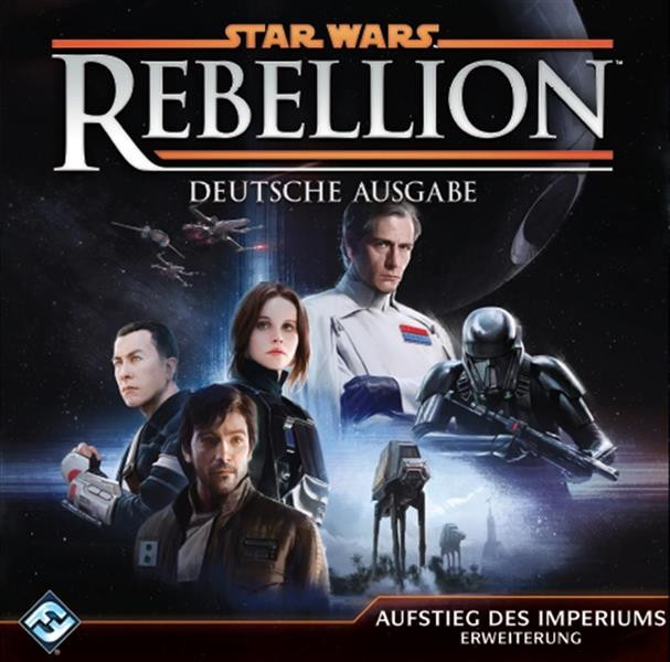 Star Wars: Rebellion - Aufstieg des Imperiums - DE