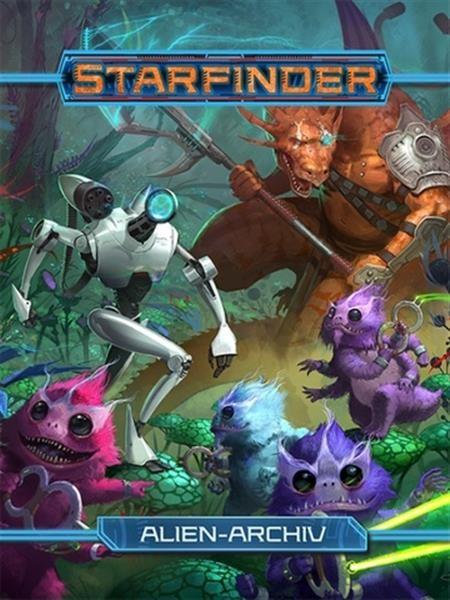 STARFINDER: Alienarchiv - DE