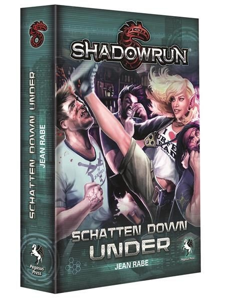 SHADOWRUN: Schatten Down Under - DE