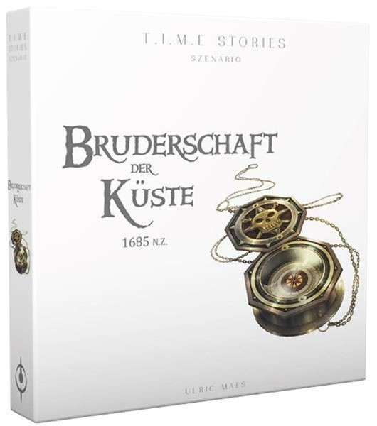 TIME STORIES: Bruderschaft der Küste - DE