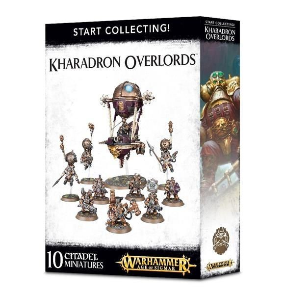 AOS: Start Collecting! Kharadron Overlords