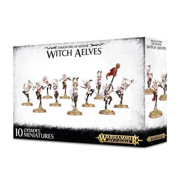 AOS: Witch Aelves
