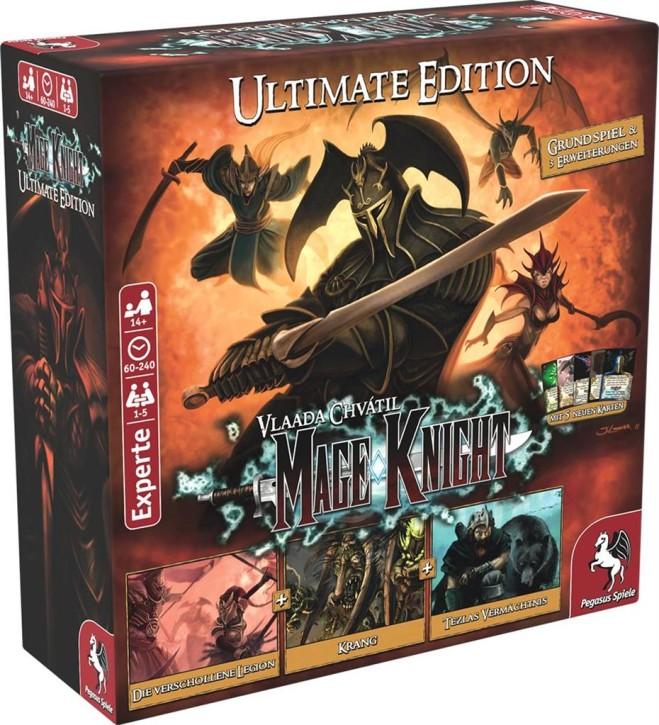 Mage Knight Big Box - DE