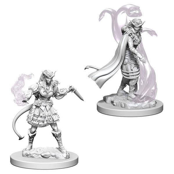 D&D MARVELOUS MINIS: Tiefling Female Sorcerer