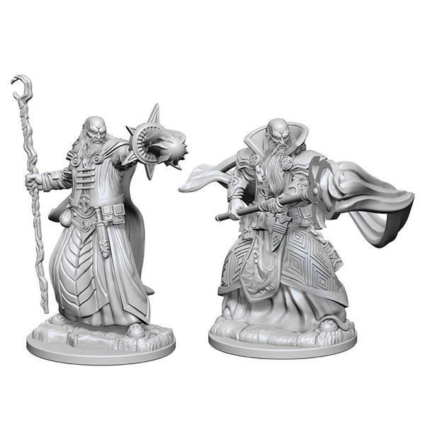 D&D MARVELOUS MINIS: Human Male Wizard