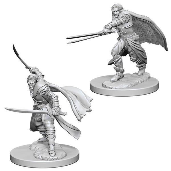 D&D MARVELOUS MINIS: Elf Male Ranger