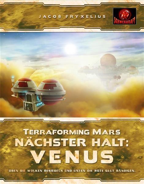 TERRAFORMING MARS: Nächster Halt: Venus - DE