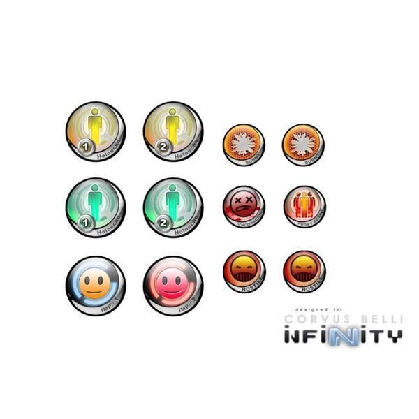 INFINITY: Tokens Special 1 (12)