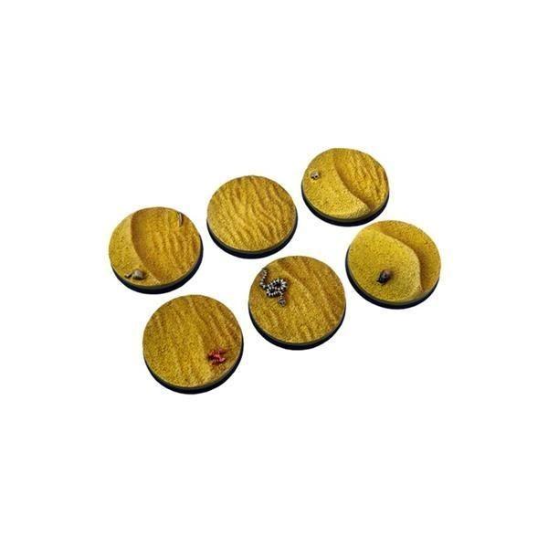 DESERT BASES: Round 40mm (2)