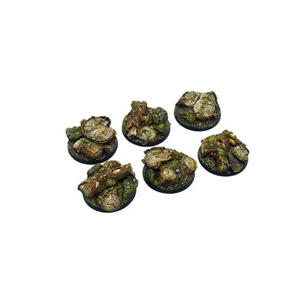 FOREST BASES: Round 40mm (2)